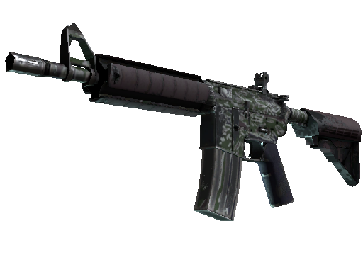 M4A4 | Tigre de la jungle (Usée)