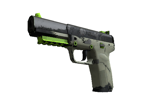 Five-SeveN (Souvenir) | Hot shot (Usée)