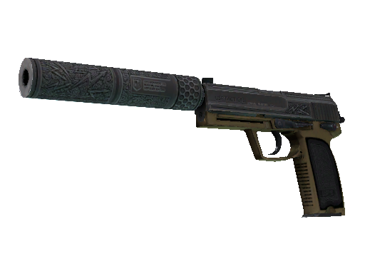 USP-S | Tension (Usée)