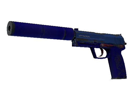 USP-S | Bleu royal (Usée)