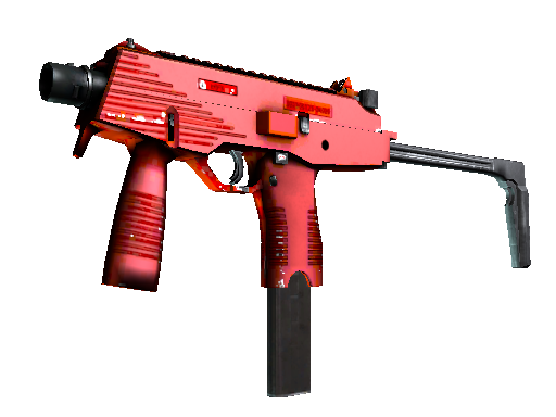 MP9 (Souvenir) | Hot rod (Neuve)