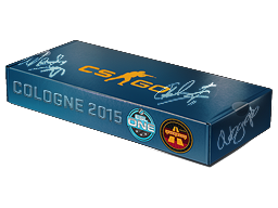 Paquet souvenir Overpass ESL One Cologne 2015