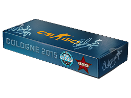 Paquet souvenir Cache ESL One Cologne 2015