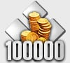 100000 WoW Gold