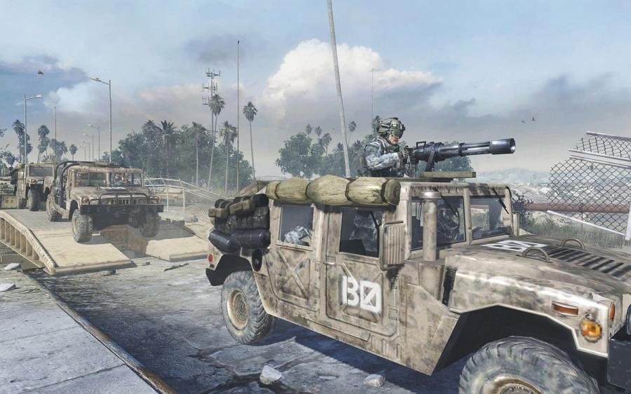 Call of Duty 6 - Modern Warfare 2 (Intégrale) Screenshot 2