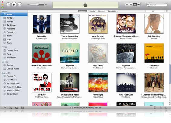 Carte-cadeau iTunes $15 Screenshot 6