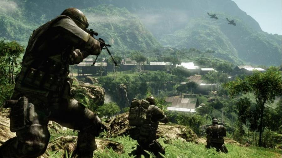 Battlefield Bad Company 2 - Vietnam (extension) - version intégrale Screenshot 2