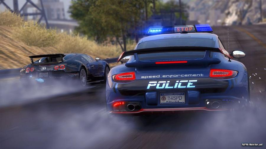 Need for Speed : Hot Pursuit Screenshot 5