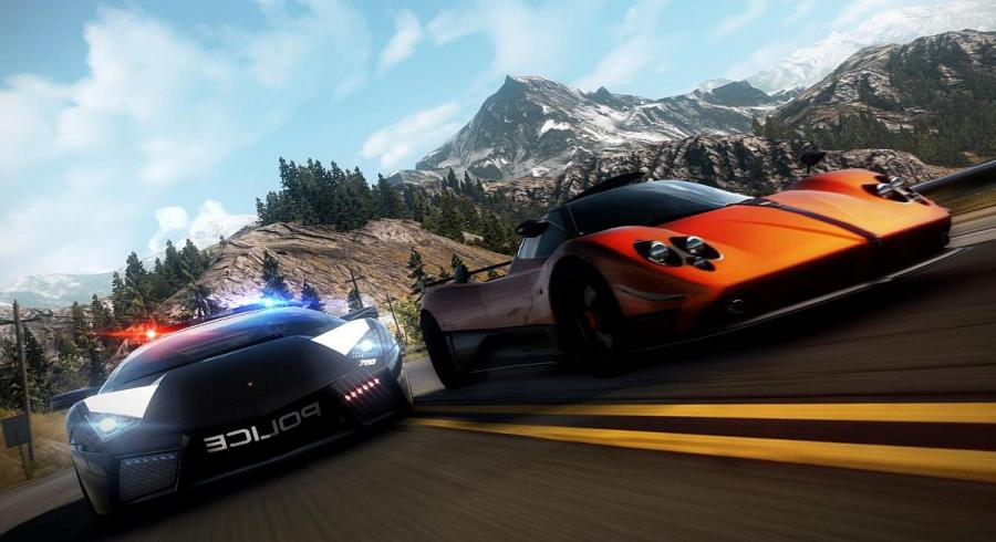 Need for Speed : Hot Pursuit Screenshot 2