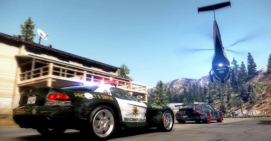 Need for Speed : Hot Pursuit Screenshot 3