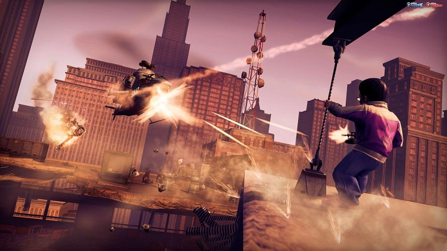 Saints Row The Third (Saints Row 3) Screenshot 11
