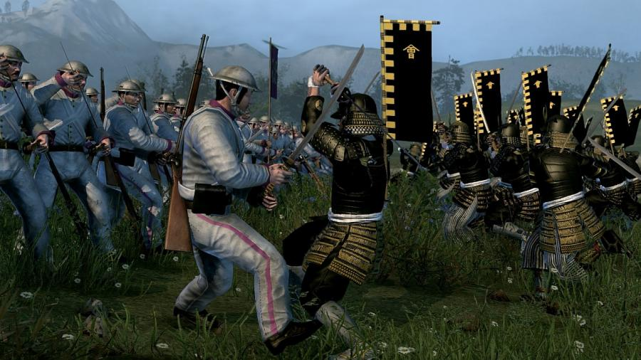 Total War : Shogun 2 - La Fin des Samouraïs Screenshot 2