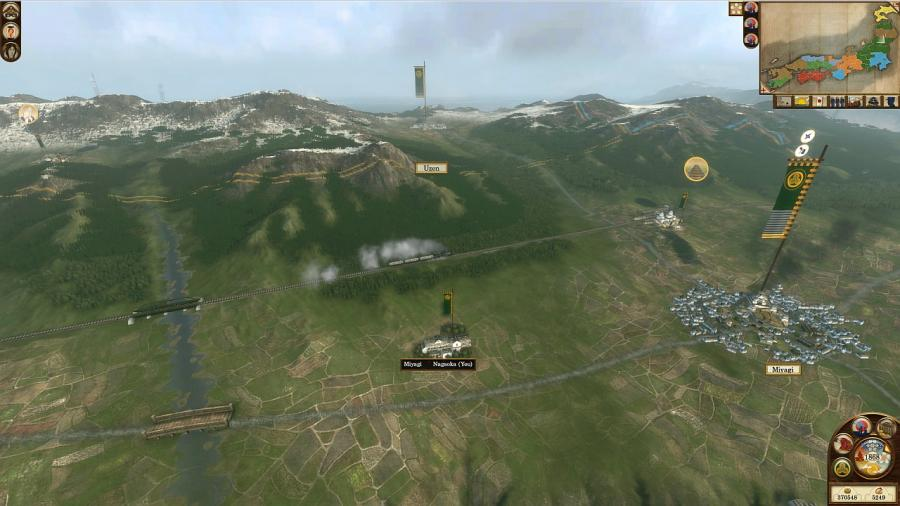 Total War : Shogun 2 - La Fin des Samouraïs Screenshot 8
