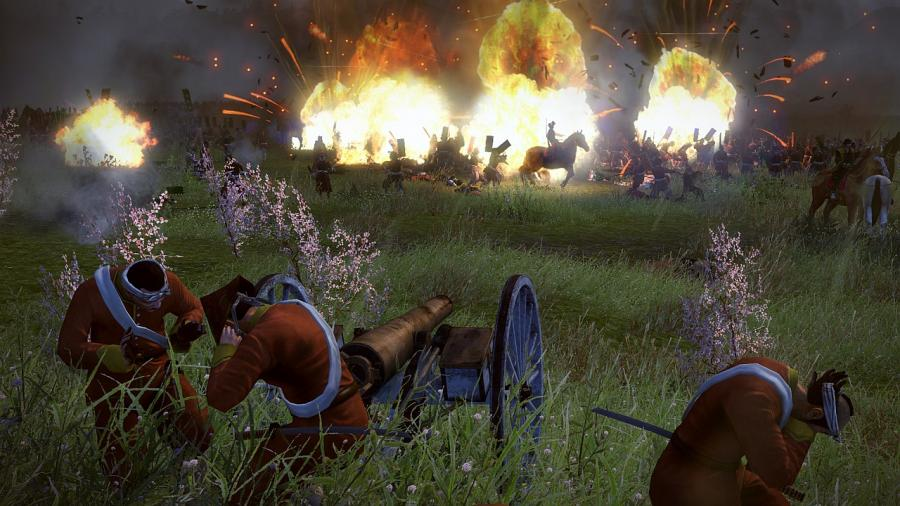 Total War : Shogun 2 - La Fin des Samouraïs Screenshot 5