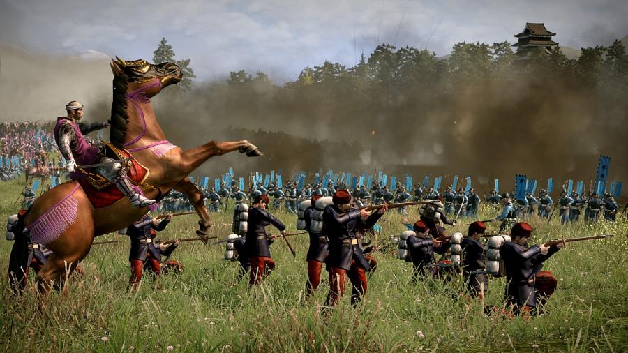 Total War : Shogun 2 - La Fin des Samouraïs Screenshot 7