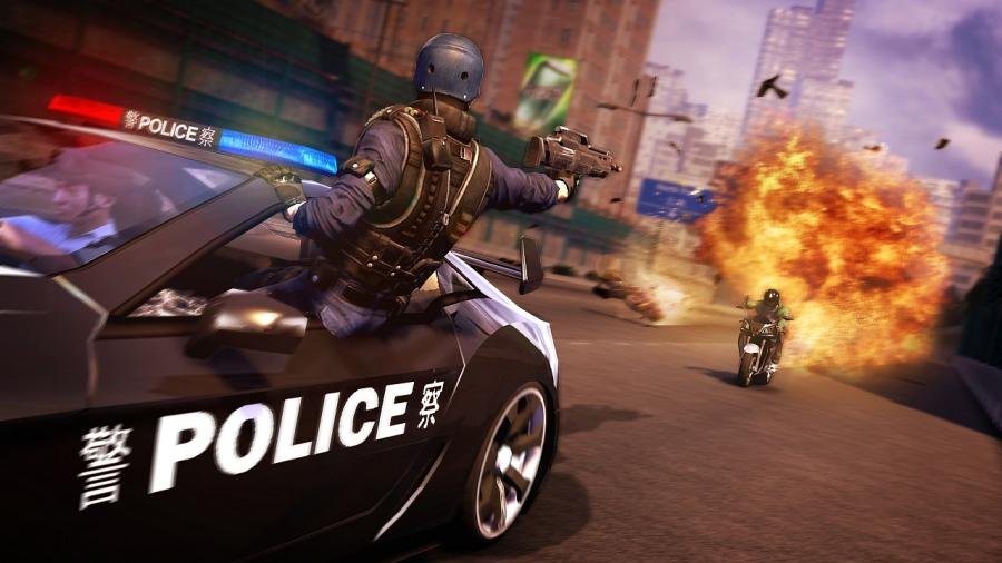 Sleeping Dogs Screenshot 1