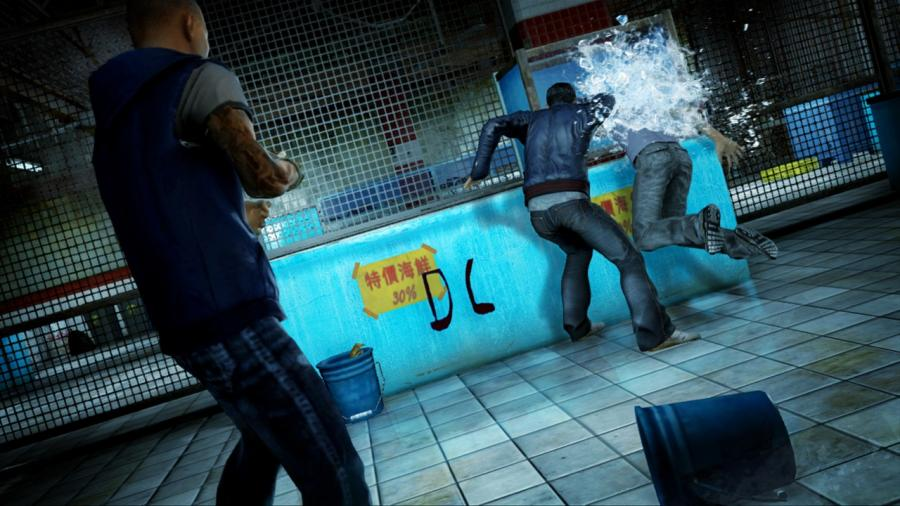 Sleeping Dogs Screenshot 8