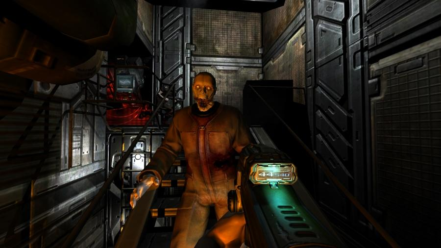 Doom 3 Edition BFG Screenshot 2