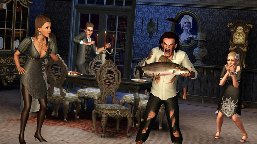 Les Sims 3 - Super-Pouvoirs (extension) Screenshot 4