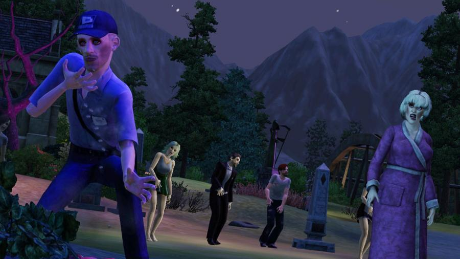 Les Sims 3 - Super-Pouvoirs (extension) Screenshot 2