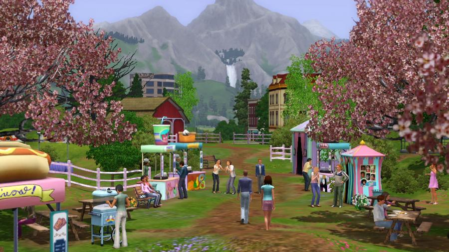 Les Sims 3 - Saisons (extension) Screenshot 1