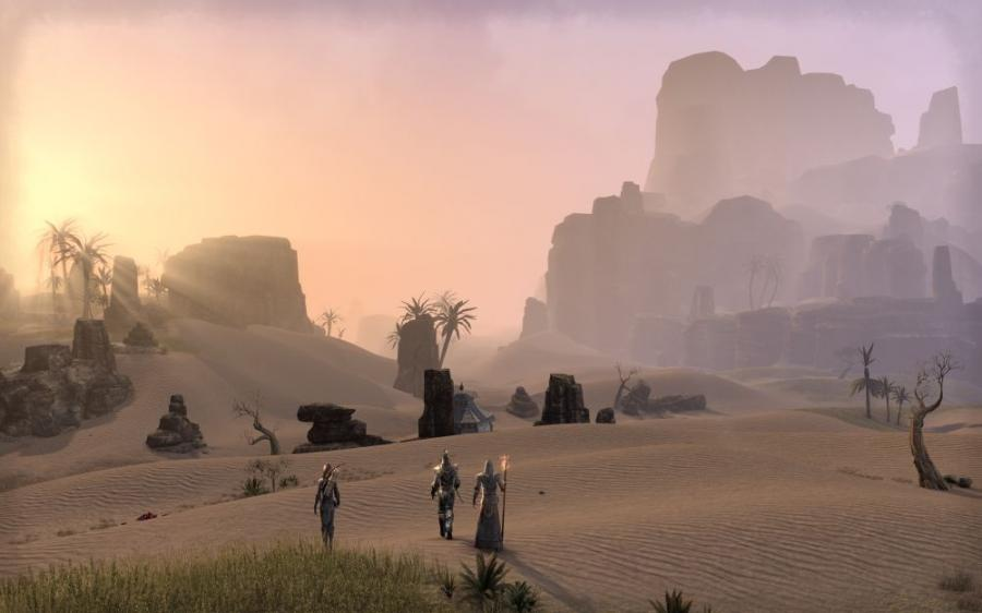 The Elder Scrolls Online - Tamriel Unlimited Screenshot 2