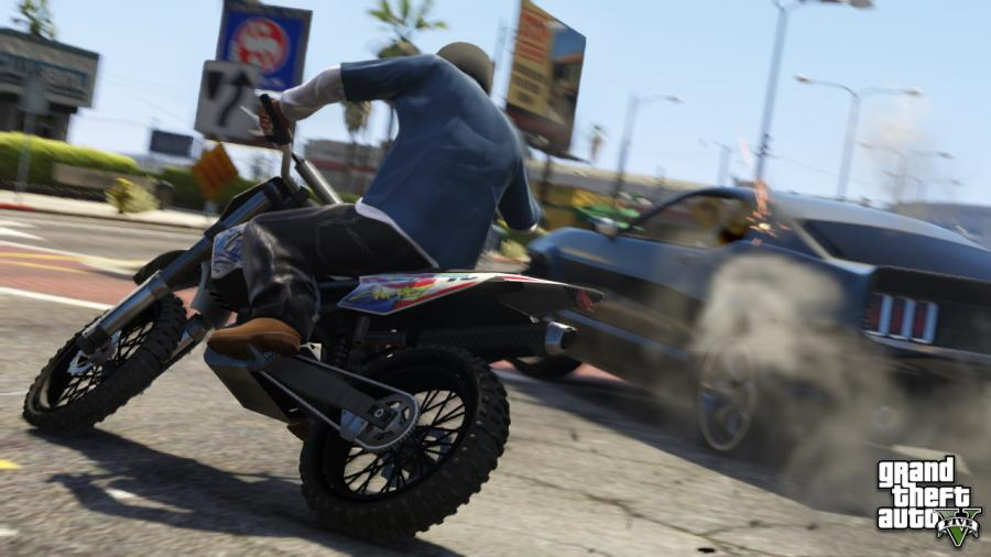 GTA 5 - Grand Theft Auto V Screenshot 6