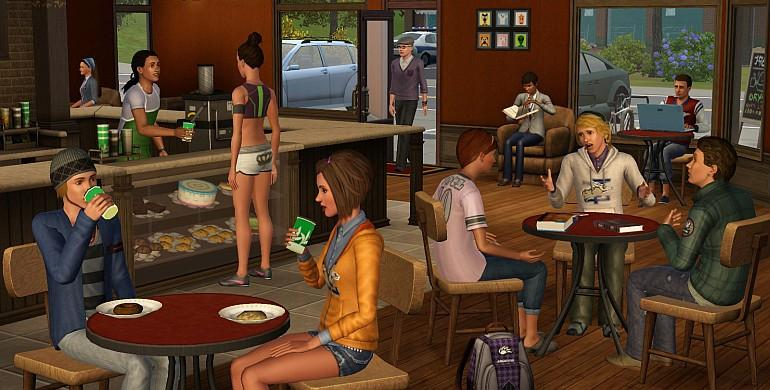 Les Sims 3 - University (pack d'extension) Screenshot 4