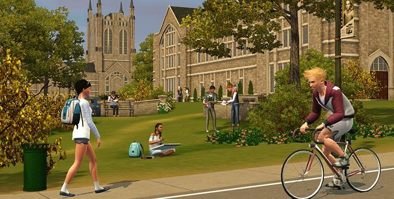 Les Sims 3 - University (pack d'extension) Screenshot 2