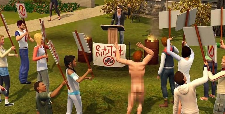 Les Sims 3 - University (pack d'extension) Screenshot 8