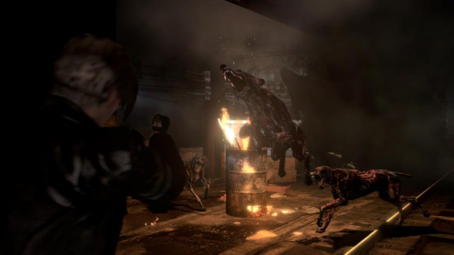 Resident Evil 6 Screenshot 10