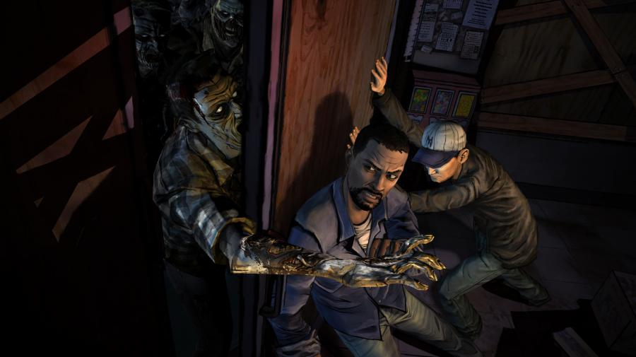 The Walking Dead Screenshot 3