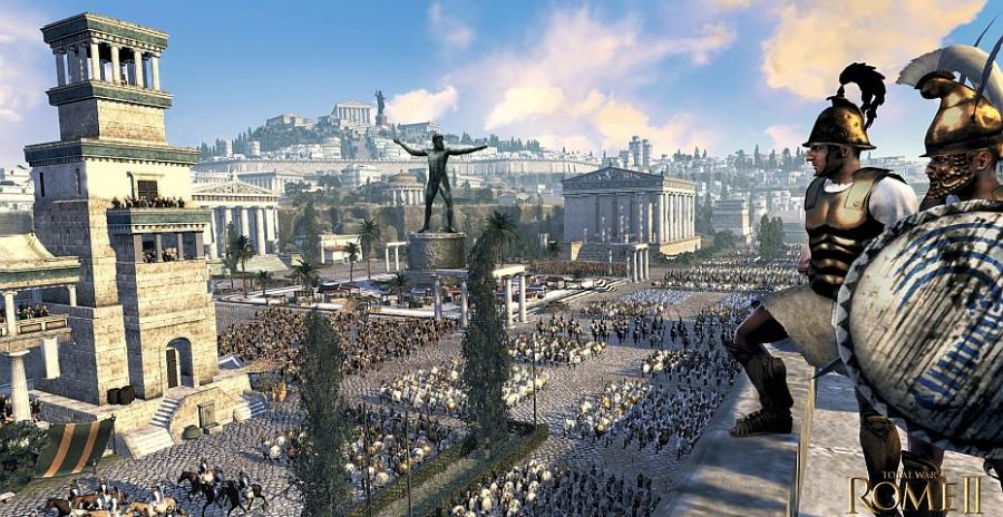 Total War Rome 2 Screenshot 2