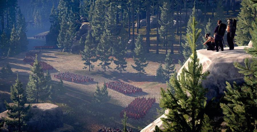 Total War Rome 2 Screenshot 7