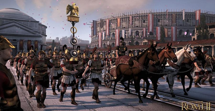 Total War Rome 2 Screenshot 1