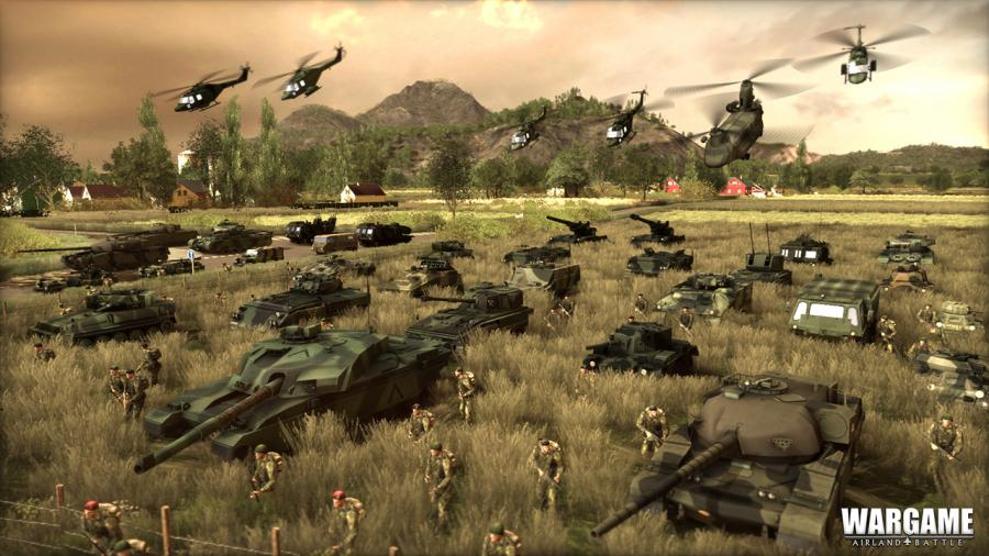 Wargame AirLand Battle Screenshot 2