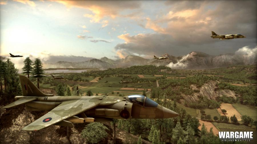 Wargame AirLand Battle Screenshot 5