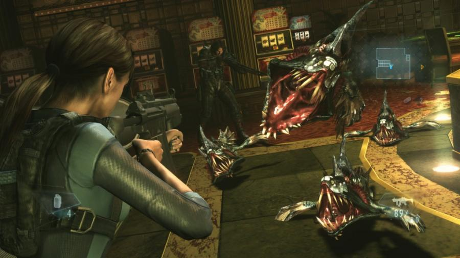 Resident Evil Revelations Screenshot 3
