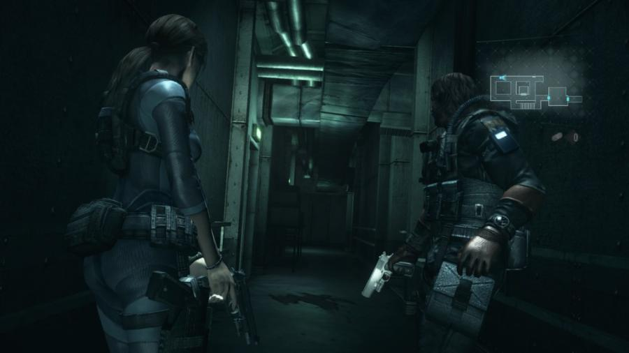 Resident Evil Revelations Screenshot 7