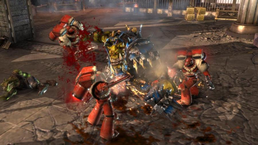 From multiple award winning developer Relic, Dawn of War 2 continues