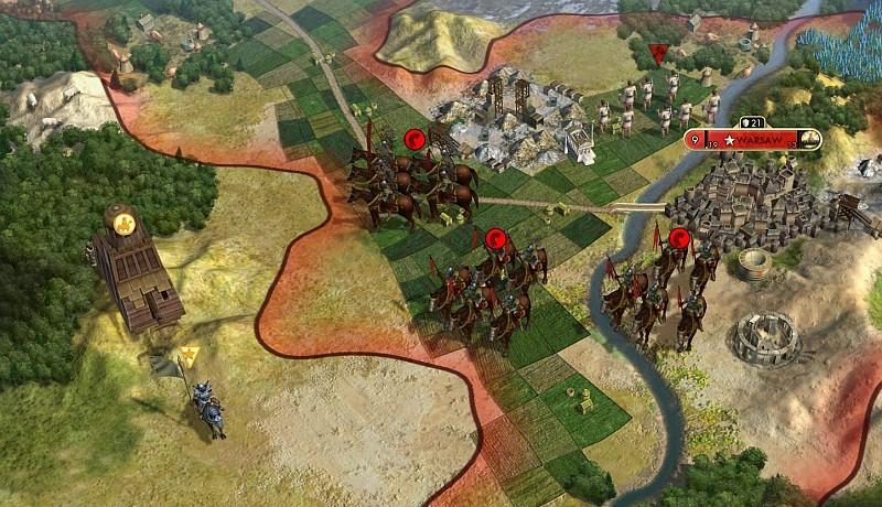 Civilization V (5) - Brave New World (extension) Screenshot 5