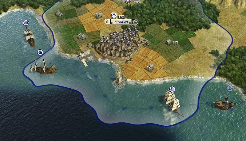 Civilization V (5) - Brave New World (extension) Screenshot 1
