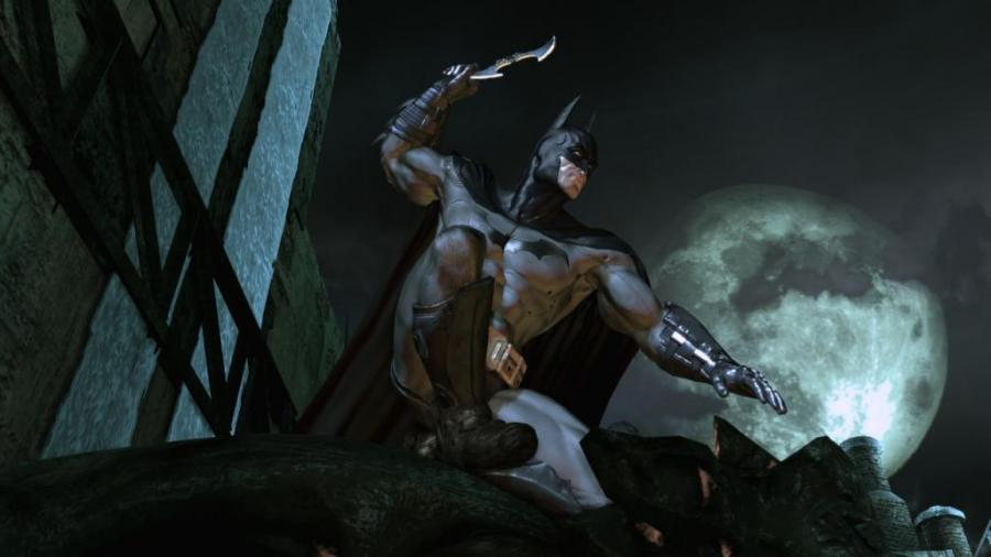 Batman Arkham Asylum - Game of the Year Edition Screenshot 1