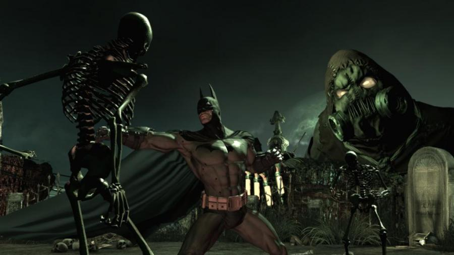 Batman Arkham Asylum - Game of the Year Edition Screenshot 2
