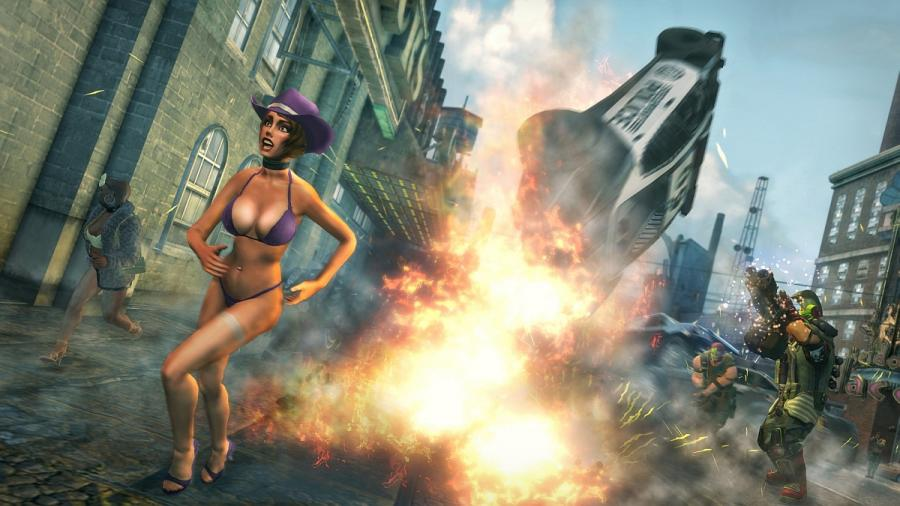 Saints Row The Third (Saints Row 3) - Full Package Screenshot 5
