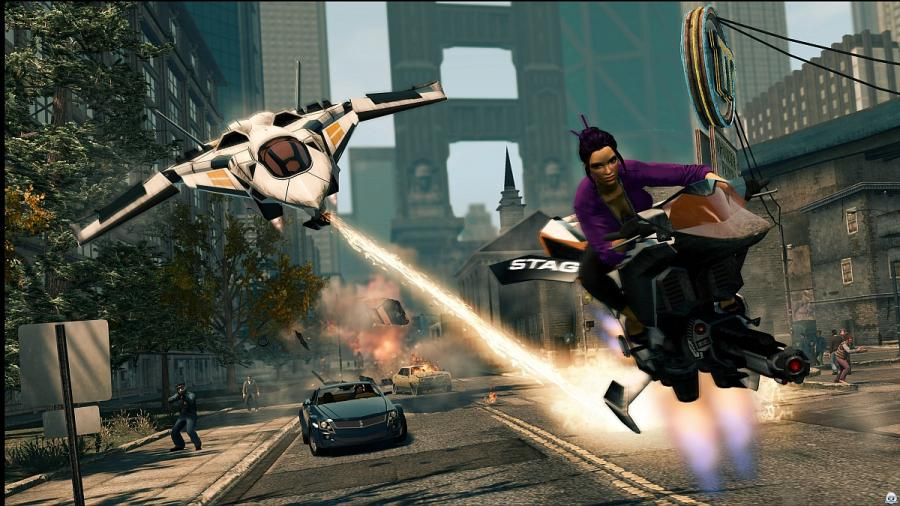 Saints Row The Third (Saints Row 3) - Full Package Screenshot 2