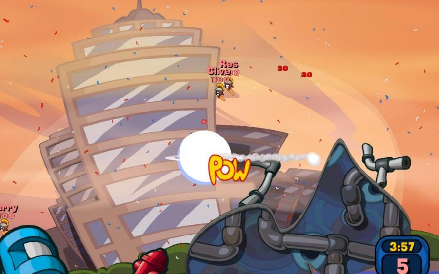 Worms Reloaded Screenshot 6
