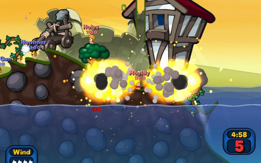 Worms Reloaded Screenshot 1