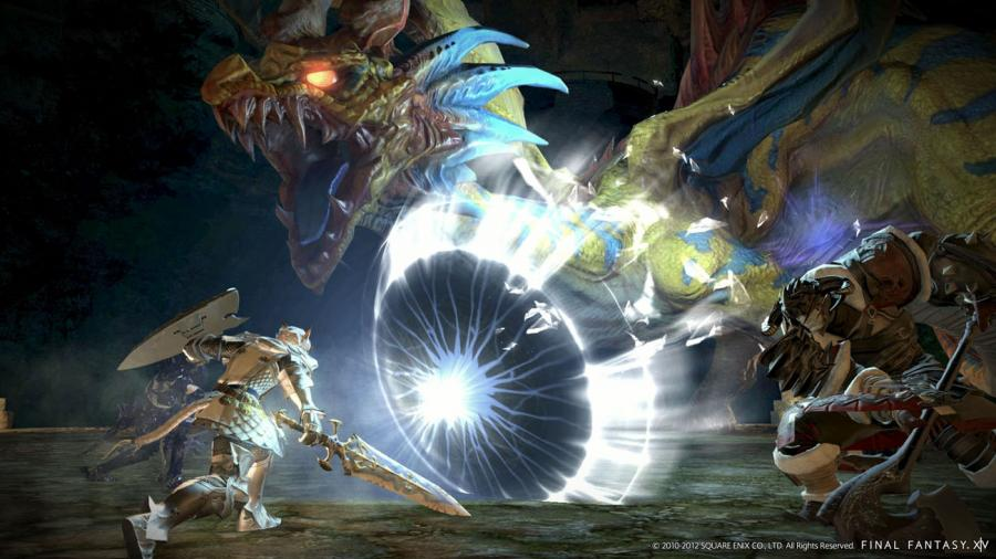 Final Fantasy XIV A Realm Reborn Screenshot 7