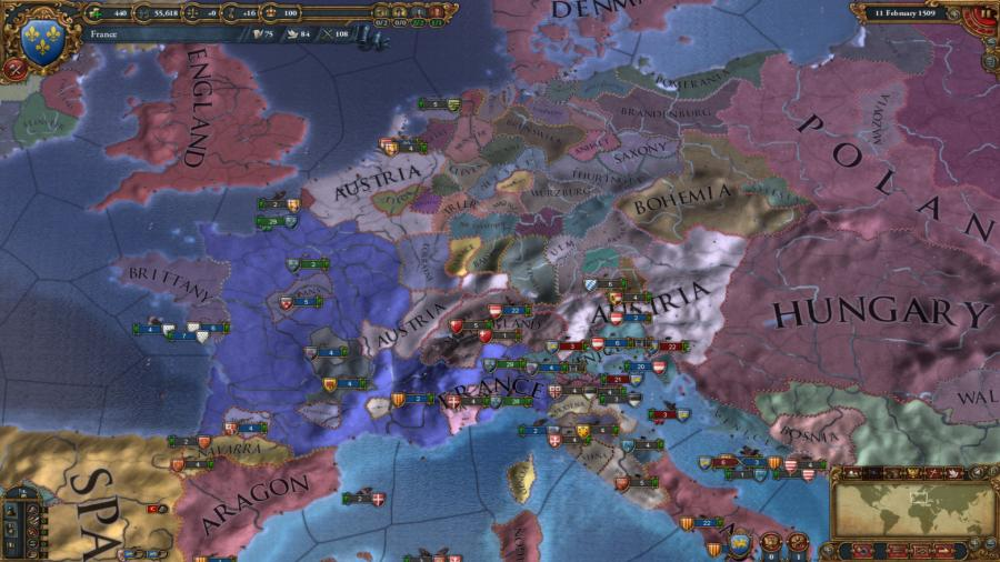 Europa Universalis IV - Digital Extreme Edition Screenshot 5